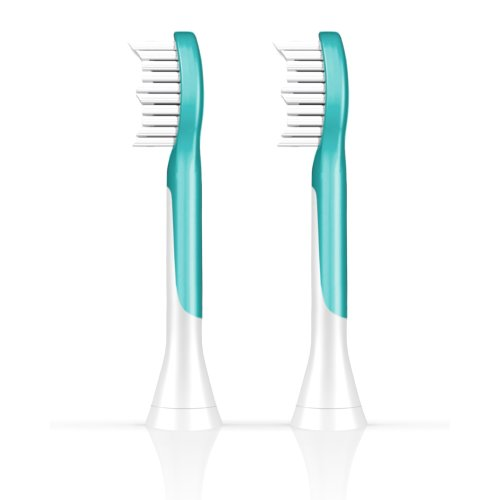 Philips Sonicare Standard Toothbrush Heads for Kids - Twin Pack