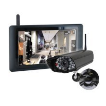 "SMARTWARE Real-time Digital Camera System with 9"" Touch Panel"