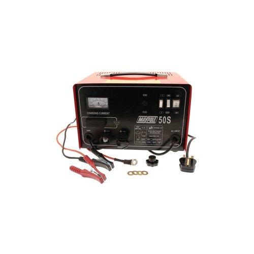 Metal Battery Charger - 30A - 12V/24V