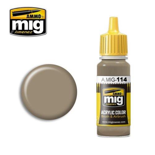 Ammo by Mig Acrylic Paint - A.MIG-0114 Zimmerit Ochre Colour (17ml)