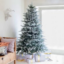 Kaemingk Everlands - Frosted Vermont Spruce Artificial Christmas Tree