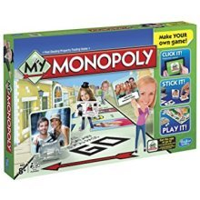 My Monopoly Family Board Game Brand New Sealed