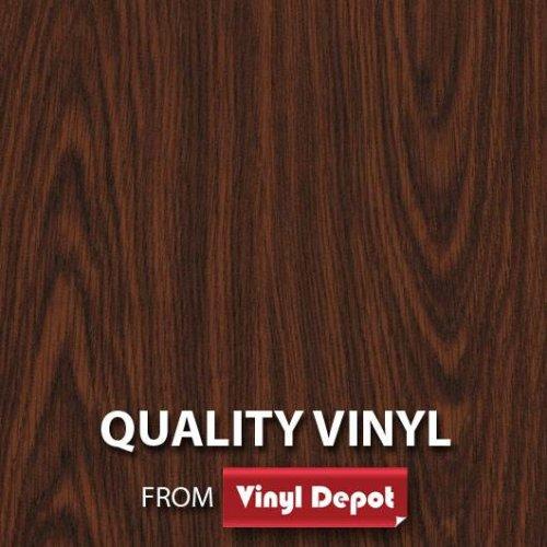 d-c-fix Sticky Decor Self-Adhesive Wood Vinyl Fablon Oak Rustic 450mm/m