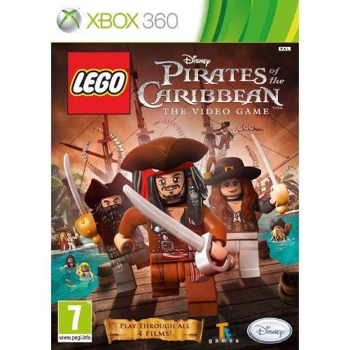 LEGO Pirates of the Caribbean (Xbox 360)