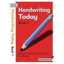 Handwriting Today: Bk. 1