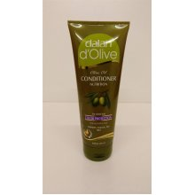Dalan d'Olive Olive Oil Conditioner TWIN PACK Color Protection 2x200ml Paraben Free