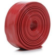 Swimmer 7.5 Metre Backwash Hose, Swimming Pool Hose (Red)