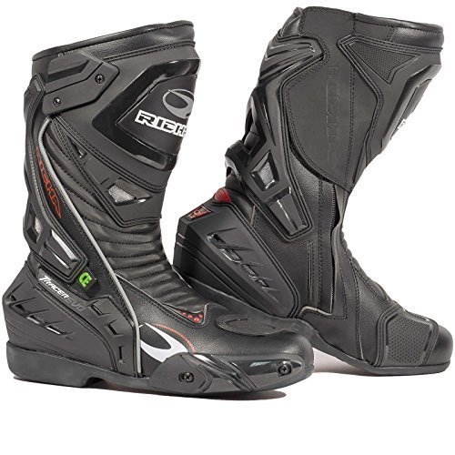 Richa Tracer Evo Black Motorcycle Boots