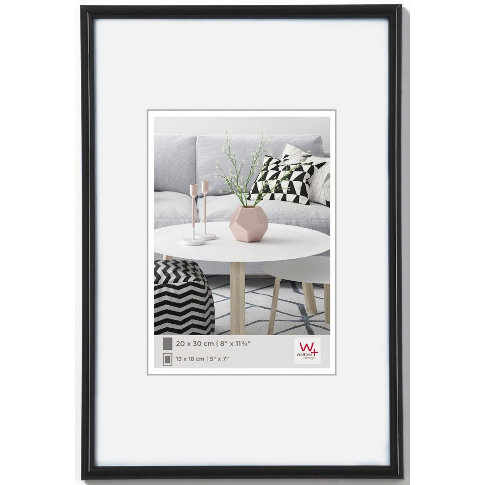 Walther Design Kb045h Galeria Picture Frame 1175 X 1775 Inch 30