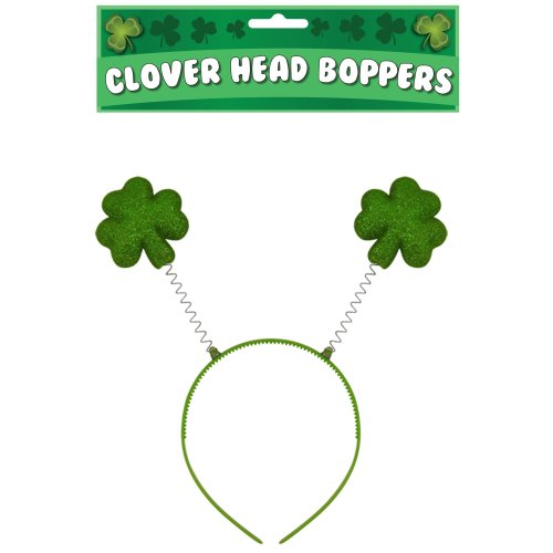 Irish Clover Head Boppers