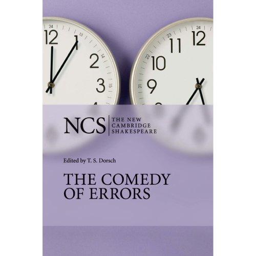 The Comedy of Errors (The New Cambridge Shakespeare)
