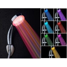 Shower head - LED lights - RAINBOW