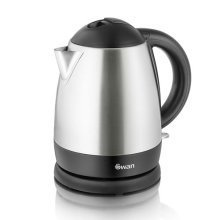 Swan Stainless Steel Cordless Kettle 1L Capacity 2000W (Model No. SK31020N)