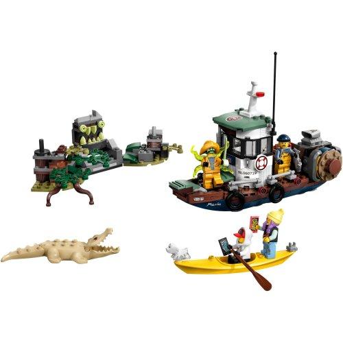 Lego 70419 Wrecked Shrimp Boat