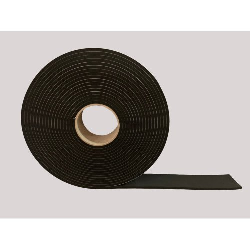 Advanced Acoustics EPDM Resilient Sealant Tape - 50mm x 5mm x 10m long Roll