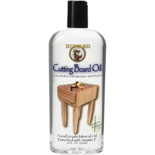 Natural Cutting Board Oil, also for Butcher Blocks, Bread Boards, Chopping Board