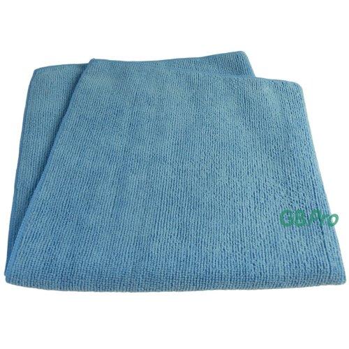 GBPro Eco Premium Microfibre Cloth - Blue (40 x 40cm)