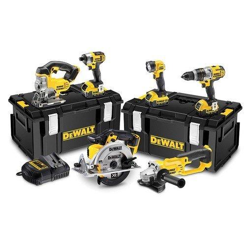 DeWalt DCK692M3 18 Volt XR 6 Piece Kit 3 x 4.0Ah Batts