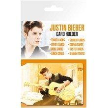 Justin Bieber Belieber Travel Pass Card Holder