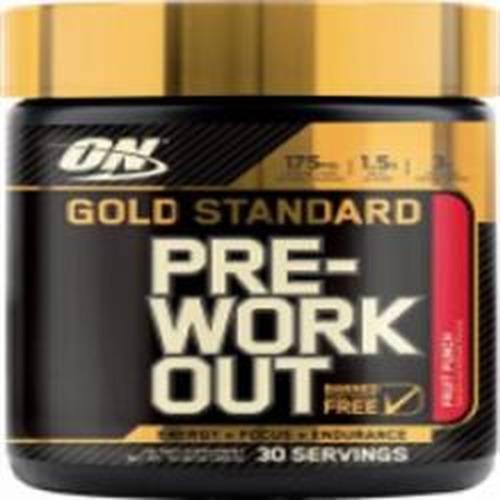 Optimum Nutrition Gold S Pre Workout Fruit 300g