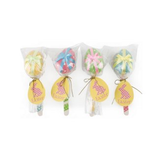 CGB Giftware Easter Egg And Spoon (Assorted)