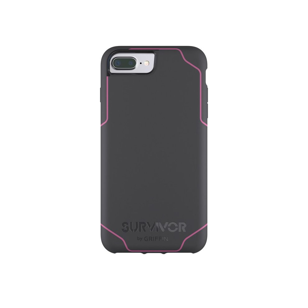quality design 8ce97 2160d Griffin Survivor Slim Thin Strong Extreme Rugged Case for Apple iPhone 7/8  Plus
