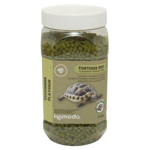 Komodo Tortoise Diet Cucumber 340g