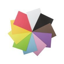 Dihl A4 Eva Foam Kids Craft Project Sheets 2mm Thick Assorted Colours