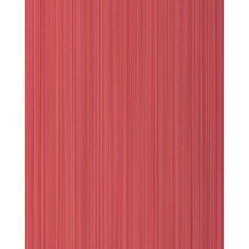 EDEM 557-14 Stripes-wallpaper matt ruby-red raspberry-red 5.33 sqm (57 ft2)