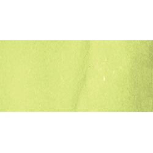 Clover Natural Wool Roving .3oz-Lime Green