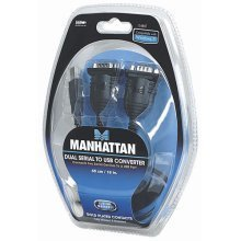 MANHATTAN USB to Serial Converter (174947)