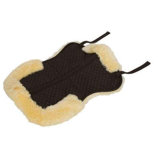Kerbl Saddle Pad Wool Warmblood 62x37 cm 32318