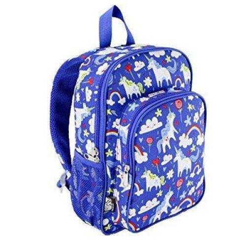 c6d158842f LoneCone Kids  Canvas Preschool Backpack