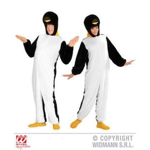Plush Penguin (m) (hooded Jumpsuit With Mask) - Ladies Costume Animal Artic - ladies plush penguin costume animal artic fancy dress cosplay outfit  sc 1 st  OnBuy & Plush Penguin (m) (hooded Jumpsuit With Mask) - Ladies Costume ...