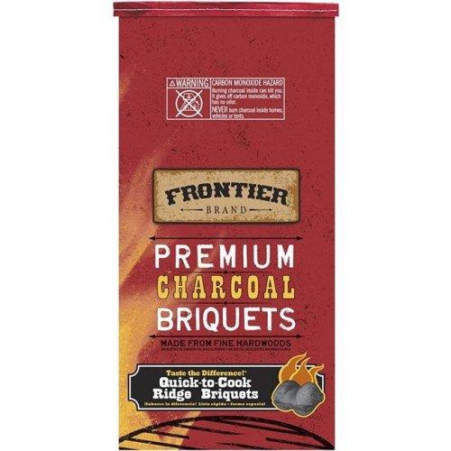 Frontier 192-330-328 7.7 lbs Premium Charcoal Briquets