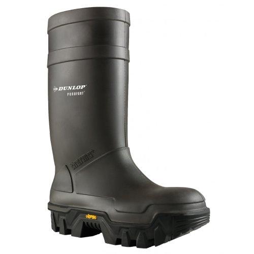 Dunlop Purofort Explorer C922033.05 Unisex Safety Wellington Boots