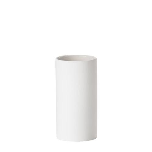 Zone White Toothbrush Mug