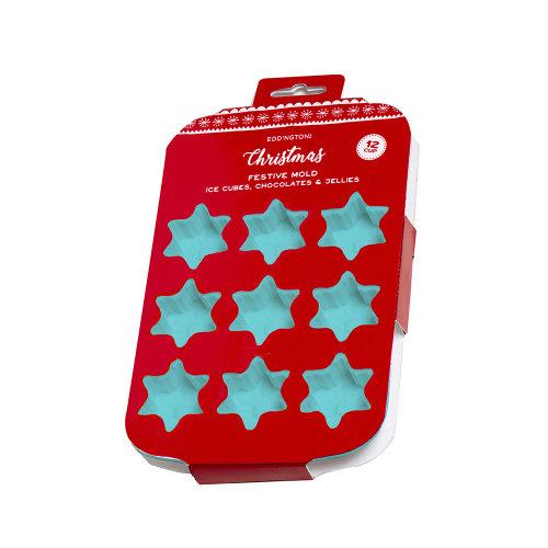 Eddingtons Silicone Festive Mold, Snowflake