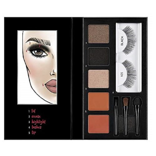 Ardell Looks To Kill - Lash  Eye & Lip Kit - Sultry Night Out