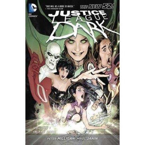 Justice League Dark: in the Dark Volume 1