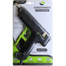 Dual-Temp Professional Glue Gun-Red