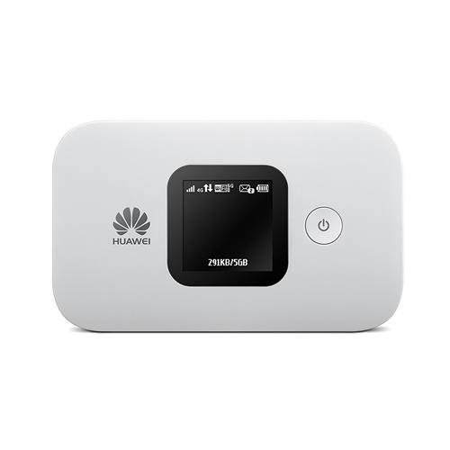 Huawei E5577 White 4G Low-cost Travel Wi-Fi, Super-Fast Portable Mobile Wi-Fi Hotspot – Long-lasting Battery