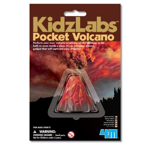 Pocket Volcano - Kidz Labs Children's Creative Set
