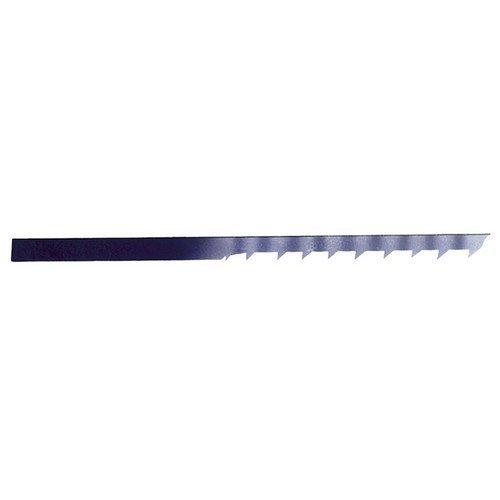 Draper 25508 127mm x 11.5tpi No 9 Plain End Fretsaw Blades