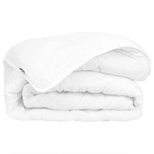 vidaXL Winter All Seasons Duvet/Quilt 200x200 cm White