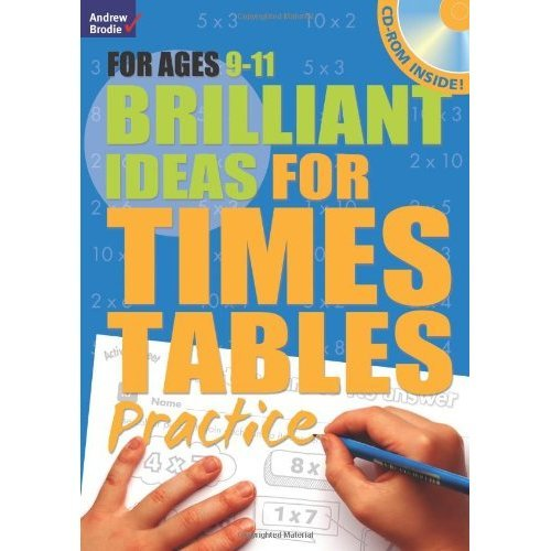 Brilliant Ideas for Times Tables Practice 9-11