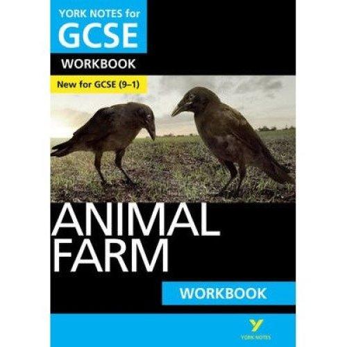 Animal Farm: York Notes for Gcse Workbook