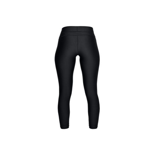 Under Armour HG Armour Ankle Crop 1309628-001 Womens Black leggings
