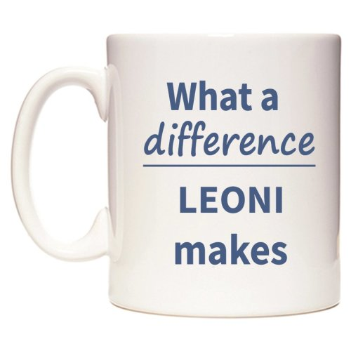 What a difference LEONI makes Mug