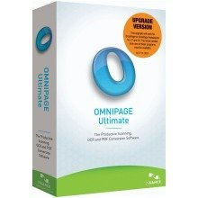 Nuance Omnipage Ultimate, Upg